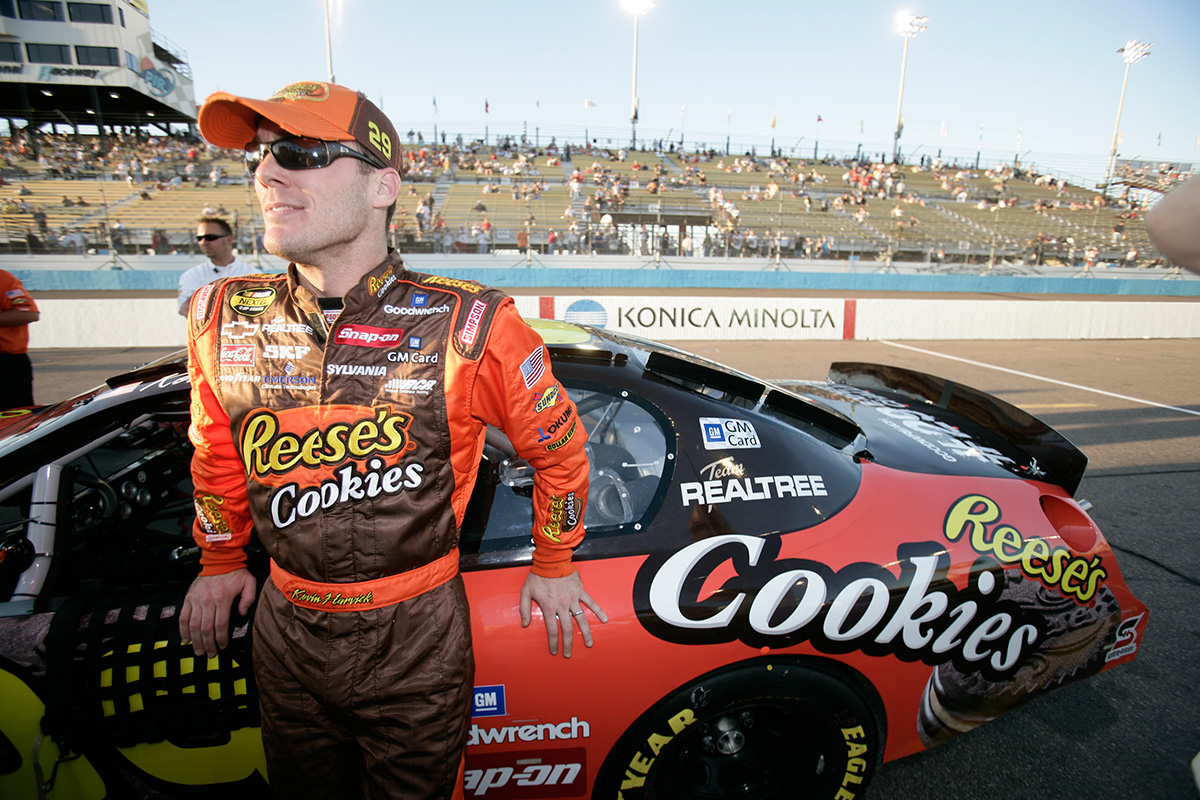 Reese's-Cookies-Car-&-Driver-Uniform-Design